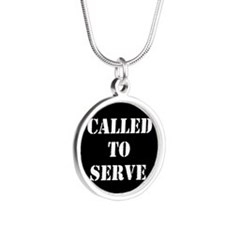 Called To Serve Necklaces