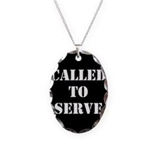 Called To Serve Necklace