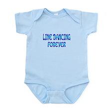 Line Dancing Forever Infant Bodysuit