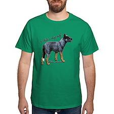 Attentive Australian - T-Shirt