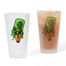 Coyote Logo Drinking Glass