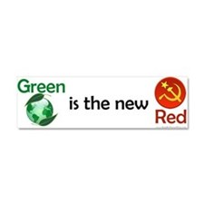 Cute Socialist Car Magnet 10 x 3