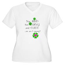 Not IRISH but CURVY and CUTE…or am I wrong?-Shamro