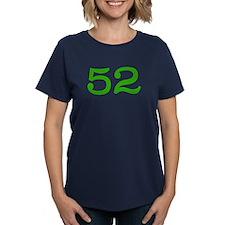 GREEN #52 Tee