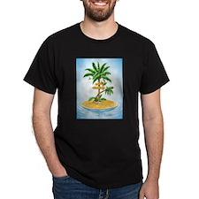 Palm Tree Direction T-Shirt