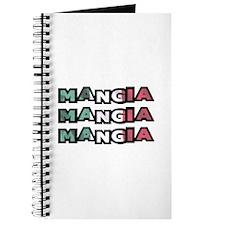 Mangia Mangia Mangia Journal
