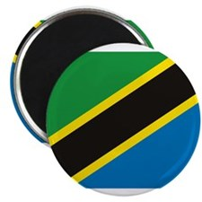 Tanzania Flag Magnets