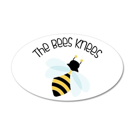 The Bees Knees Wall Decal