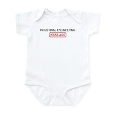 INDUSTRIAL ENGINEERING kicks  Infant Bodysuit