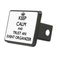 Keep Calm and Trust an Event Organizer Hitch Cover