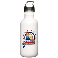 Rosie Proud Army Grand Water Bottle