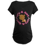 Its A Girl pregnancy Maternity T-Shirt