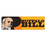 Buffalo Bill Bumper Stickers