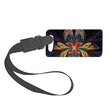 ESplits Butterfly Luggage Tag