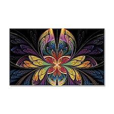 ESplits Butterfly Car Magnet 20 x 12
