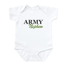 Army Nephew Onesie