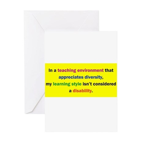 learningstyle002.jpg Greeting Cards