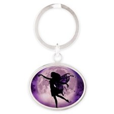 Midnight Stroll Fairy Keychains