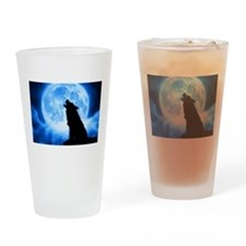 Cries of the Night Drinking Glass