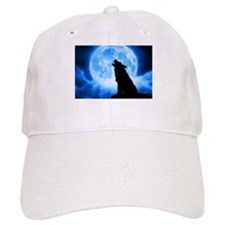 Cries of the Night Baseball Baseball Cap