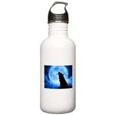 Cries of the Night Water Bottle