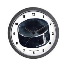 Puck Wall Clock