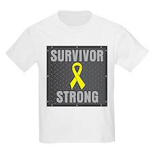 Ewing Sarcoma Survivor Strong T-Shirt