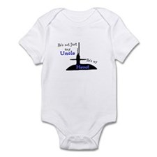 My Uncle Is A Hero, Submarine - Infant Body Suit