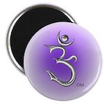 """Om Symbol 2.25"""" Magnet (10 pack)"""