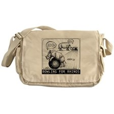 Bowling for Rhinos 2013 Messenger Bag