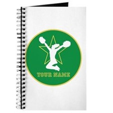 Green Cheerleader Journal