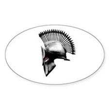 Spartan Warrior Arrow Decal