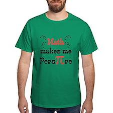 Funny Math Pi T-Shirt