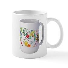 Fun! Mug On A Eye Catching Design! Mugs