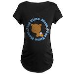 1st Time Mom baby boy Maternity T-Shirt