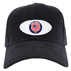 God Bless the USA Black Cap