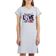 Pulmonary Fibrosis Needs a Cure Women's Nightshirt