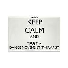Keep Calm and Trust a Dance Movement arapist Magne