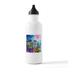 Butterfly Garden Water Bottle