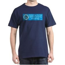 Nsa Extincting T-Shirt