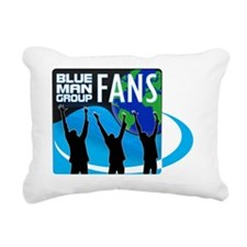 BMGF logo Rectangular Canvas Pillow