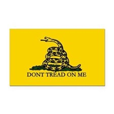 Dont Tread on Me Rectangle Car Magnet
