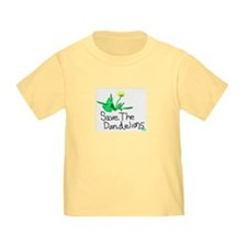 Save the Dandelions T