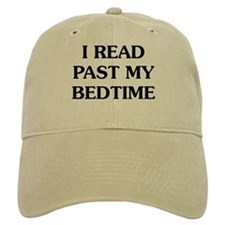 I Read Past Baseball Cap