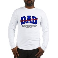 Christian Dad - Fathers Day Long Sleeve T-Shirt