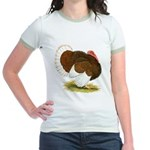 Bourbon Red Tom Turkey Jr. Ringer T-Shirt