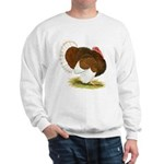 Bourbon Red Tom Turkey Sweatshirt