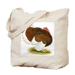 Bourbon Red Tom Turkey Tote Bag
