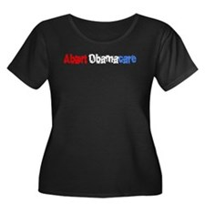 abort obamacare Plus Size T-Shirt