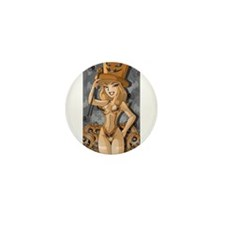 Daphne_Halloween_by_XJKenny Mini Button (100 pack)